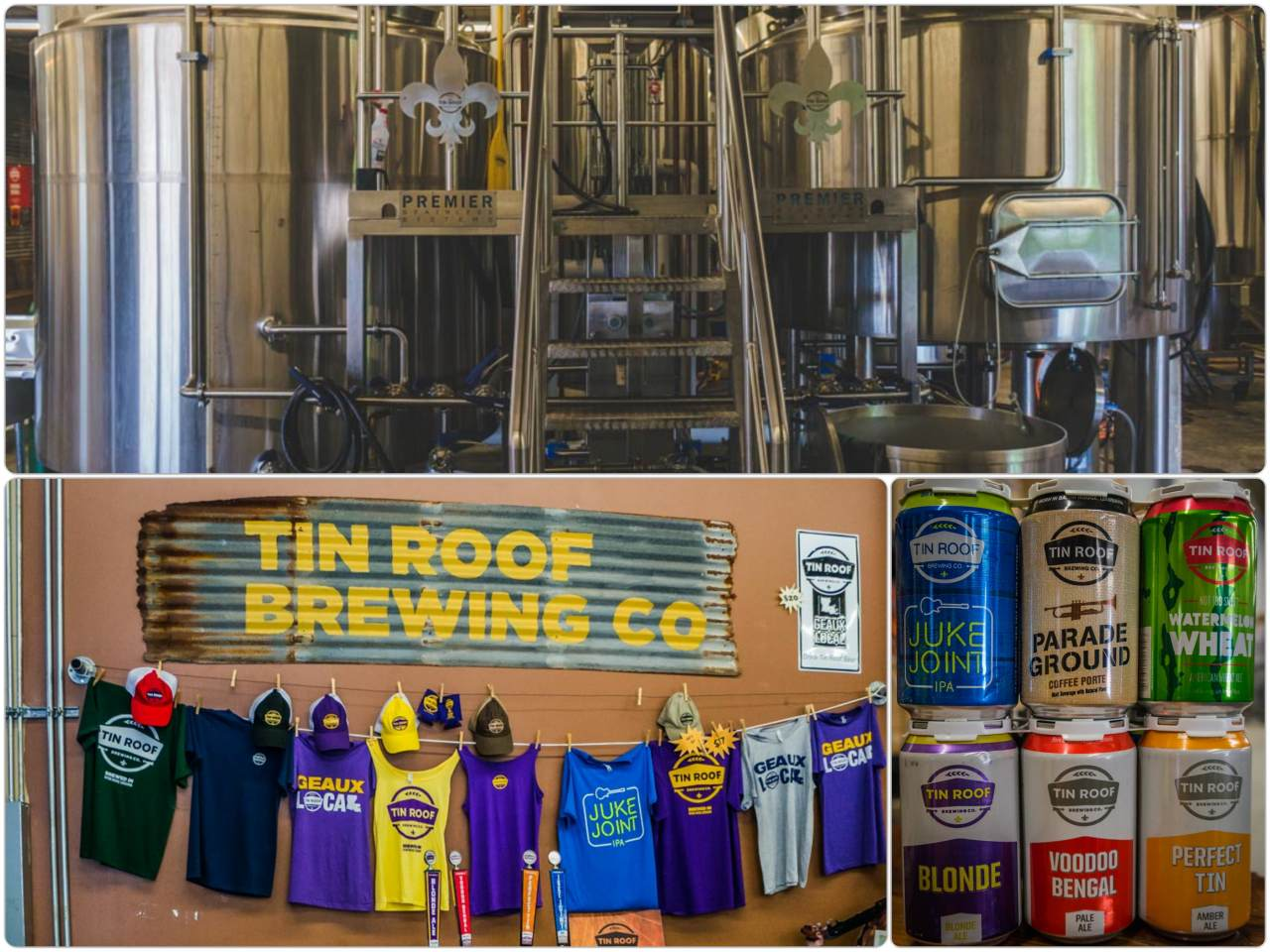 Tin Roof Brewing Company Announces Style Of Officially Licensed LSU Beer