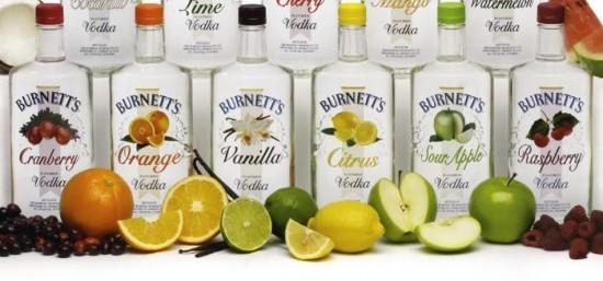 Burnett's Vodka - Official Vodka of Panic! At The Disco Summer Tour