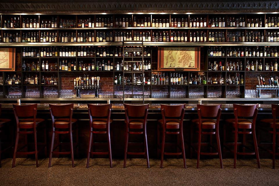 Bar Design: Make Your Back Bar Work for You - DrinkedIn Trends