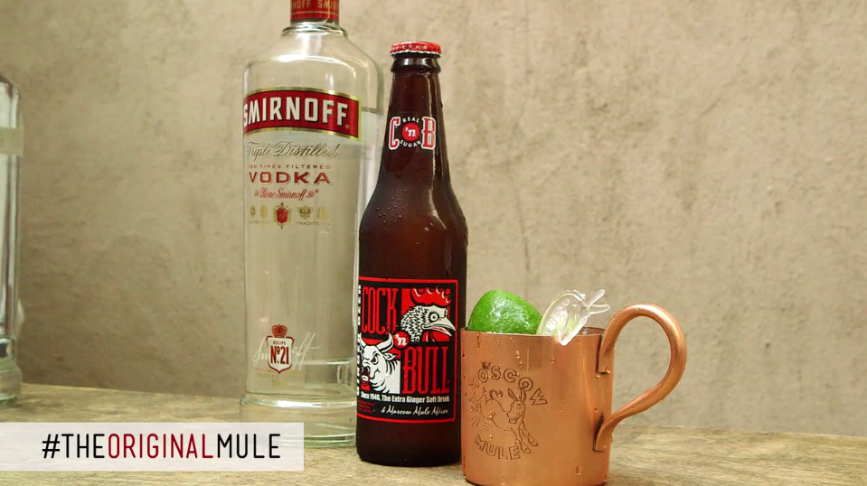 The Moscow Mule Celebrates 75 Years of Icy, Spicy Greatness