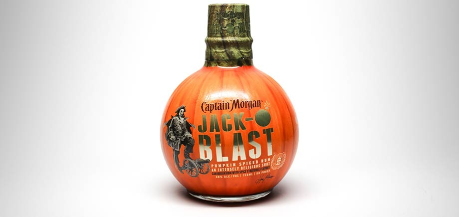 Just When You Thought Pumpkin Spice Couldn't Get Any Better: Captain Morgan Jack-O'Blast Has Arrived