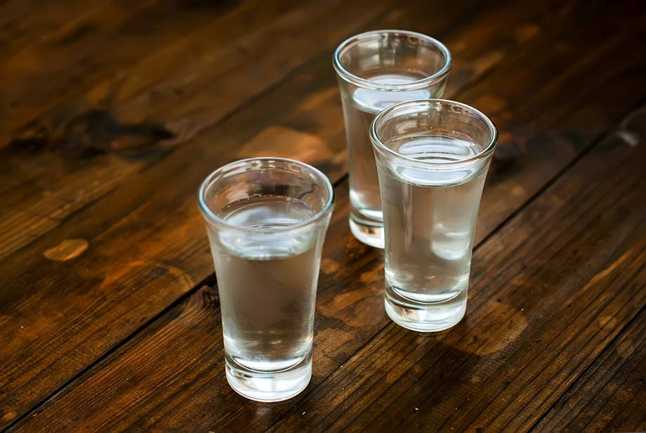 Have a Happy National Vodka Day!