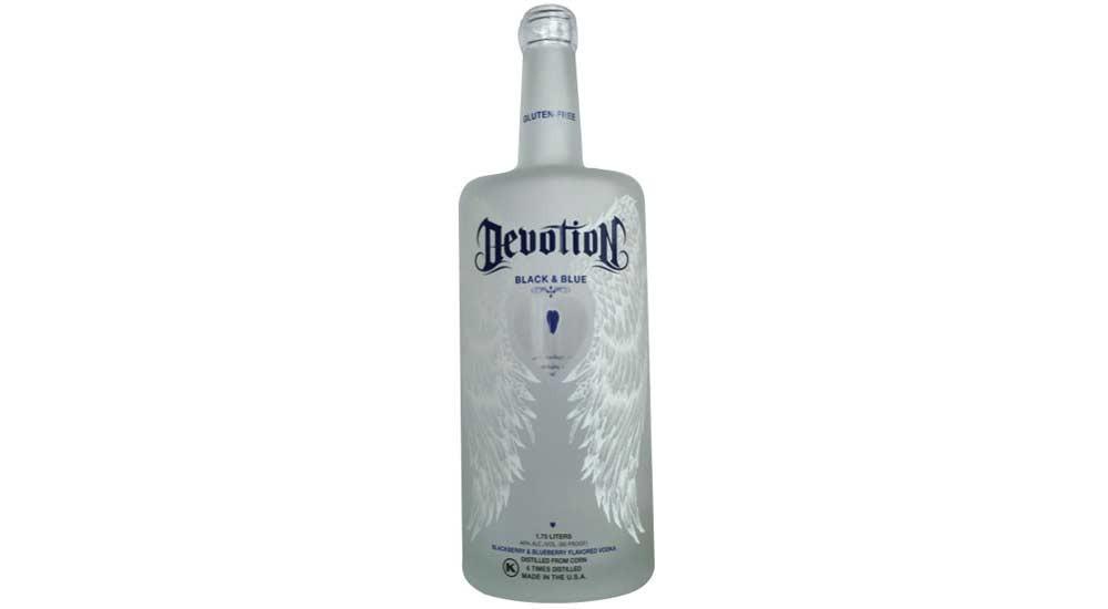 Devotion Vodka add nutritional information, certification to bottles