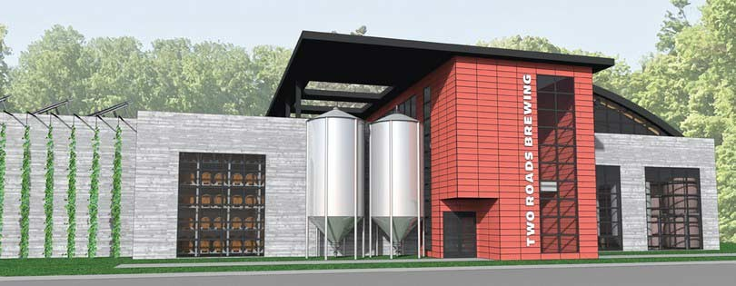 Two Roads to open second facility dedicated to sours and barrel-aging in Stratford, CT