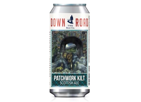 Down The Road Beer Co. Announces New Addition to its Session Beer Lineup: Patchwork Kilt Scottish Ale