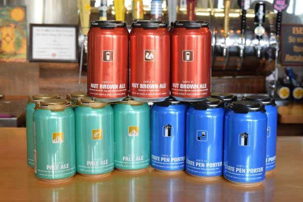 Santa Fe Brewing Company Makes the Move from Bottles to Cans
