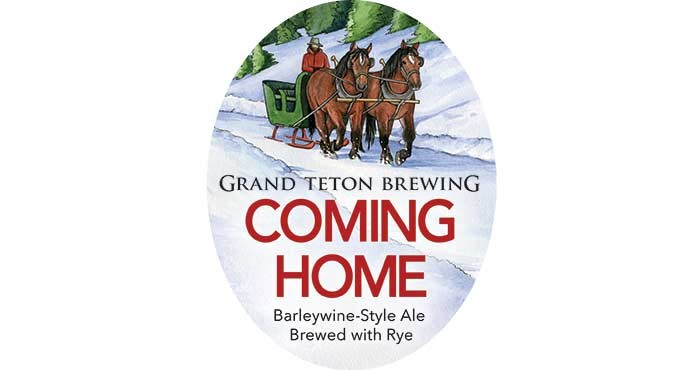 Grand Teton Brewing Releases Coming Home 2016 Holiday Ale