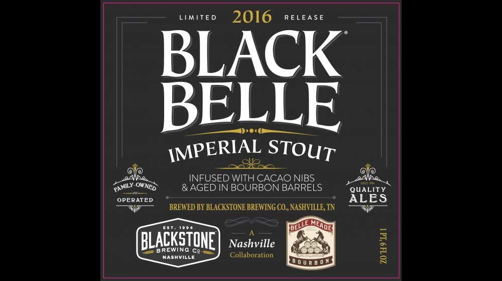 Black Belle® Imperial Stout returns for Holiday 2016