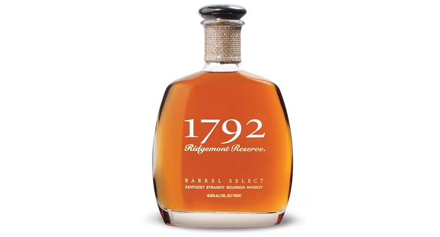 1792 SINGLE BARREL NAMED BEST SINGLE BARREL BOURBON WITHOUT AN AGE STATEMENT – American Whiskey News