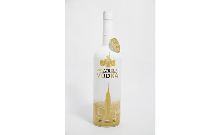 Empire Spirits 1972 – Private Club Vodka