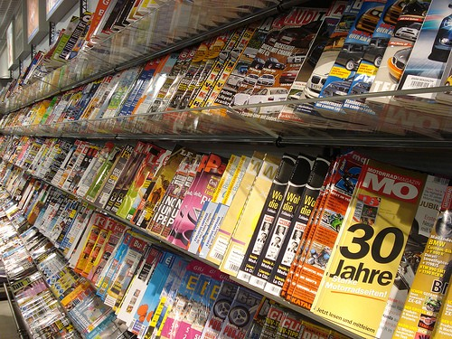 Magazines with Spirit