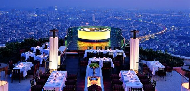 5 Rooftop Bars In Bangkok