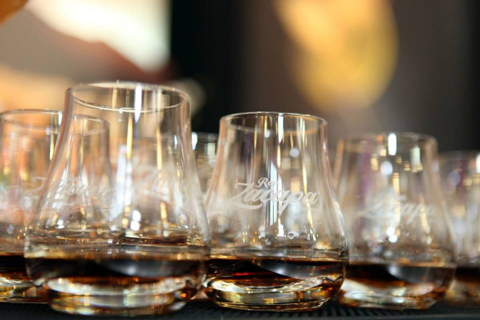 Zacapa Rum - Desert in a Glass