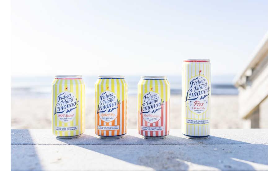 Fishers Island Lemonade releases canned cocktails, frozen pops