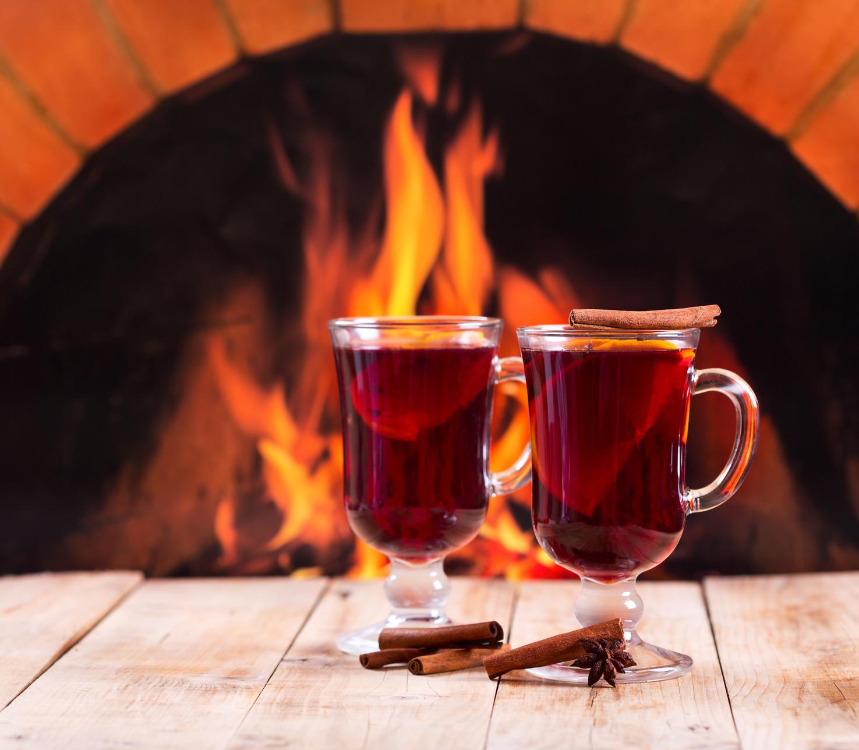 Warm Alkoholische Getränke während weg den Winter Nights - DrinkedIn