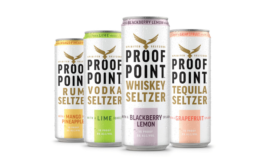 Molson Coors unveils Proof Point Spirited Seltzers in time for summer sipping