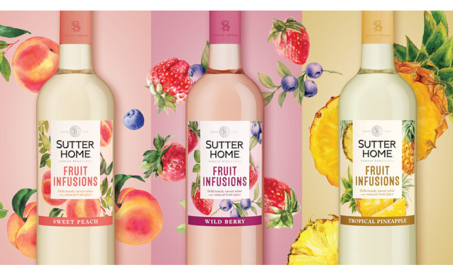Sutter Home Fruit Infusions