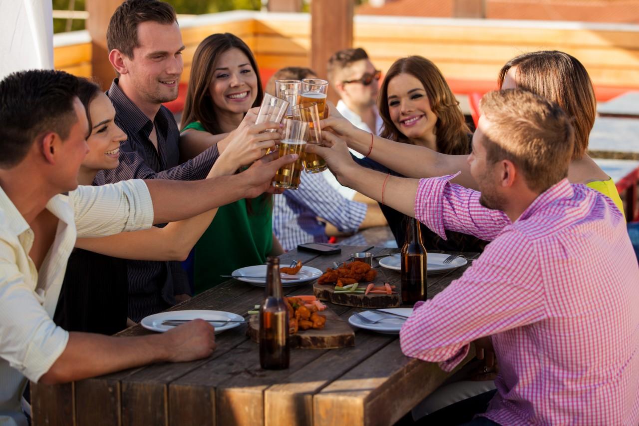 What makes a fun bar?